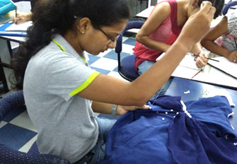 B.Sc. in Fashion Designing